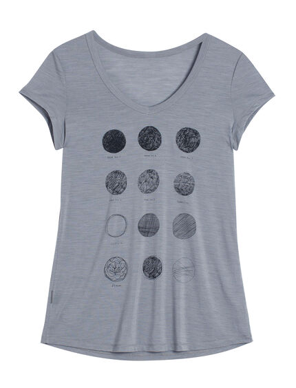 Cool-Lite Spheria Short Sleeve V Radius
