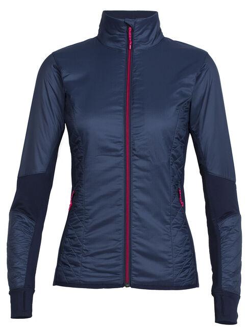 Women's MerinoLOFT Helix Long Sleeve Zip