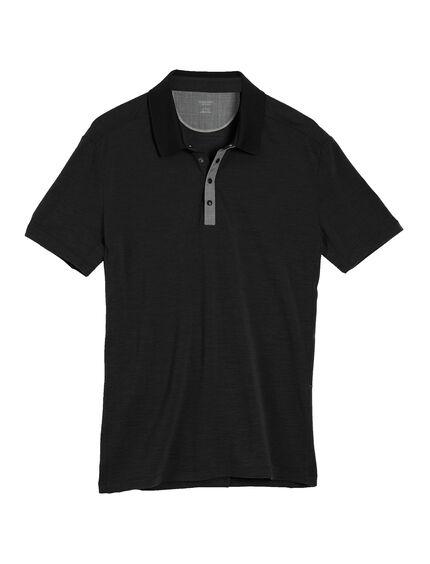 Transport Short Sleeve Polo