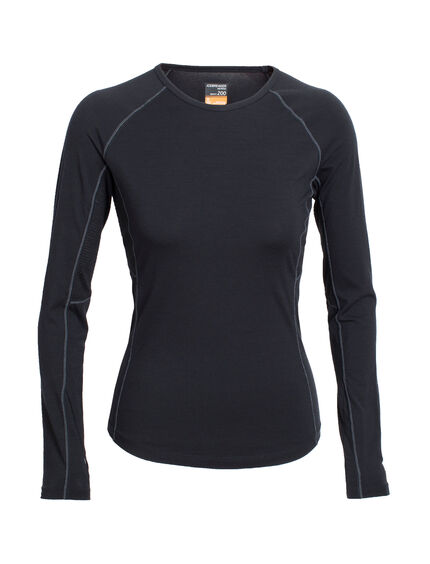 BodyfitZONE Zone Long Sleeve Crewe