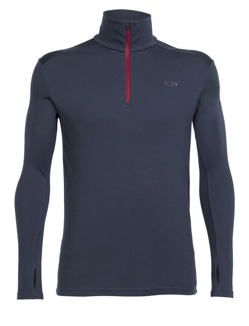 Apex Long Sleeve Half Zip