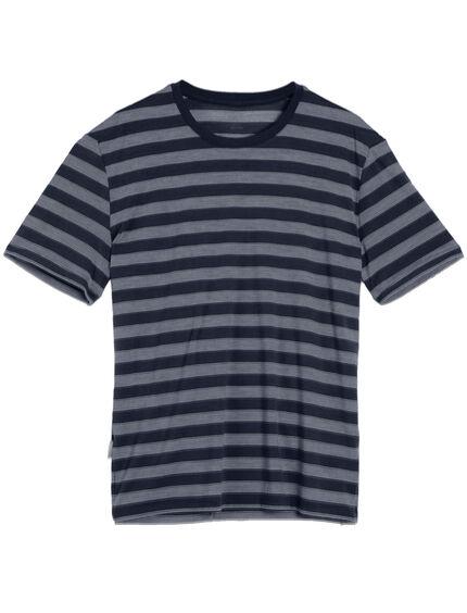 Tech Lite Short Sleeve Stripe