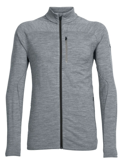 RealFLEECE Mt Elliot Long Sleeve Zip