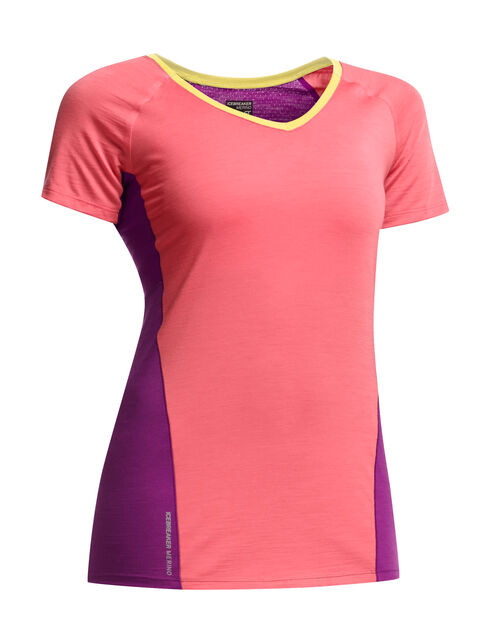 Cool-Lite™ Spark Short Sleeve V