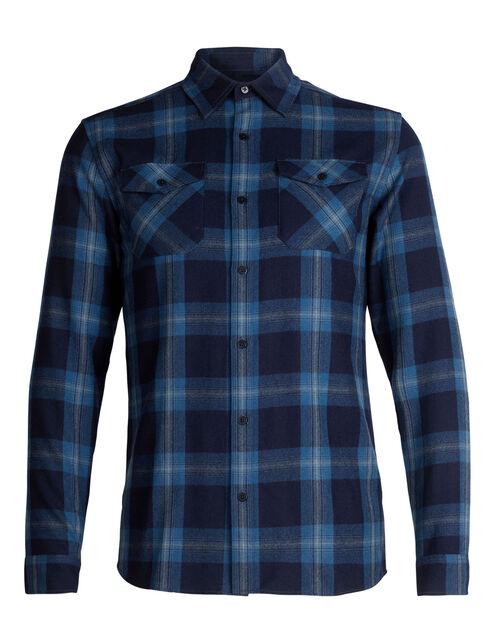 Lodge长袖法兰绒衬衫