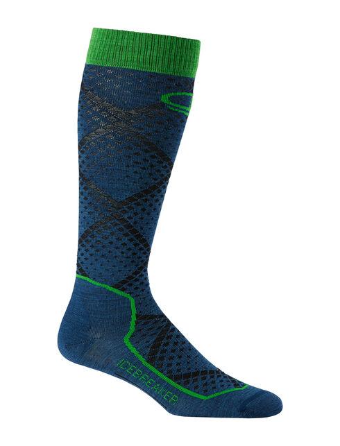 Ski+ Ultralight Over the Calf Sock Piste
