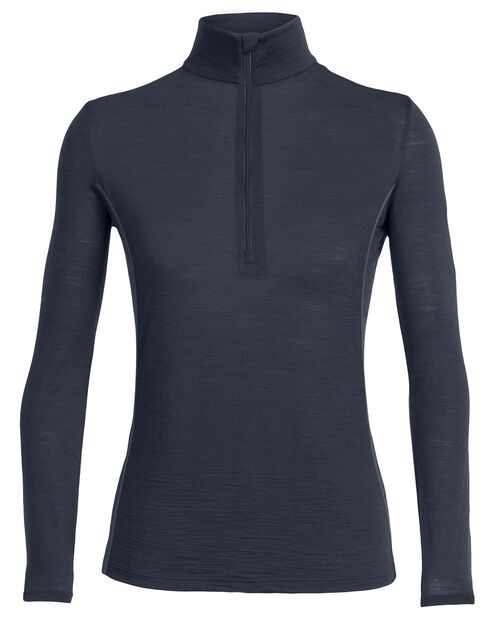 Aero Long Sleeve Half Zip