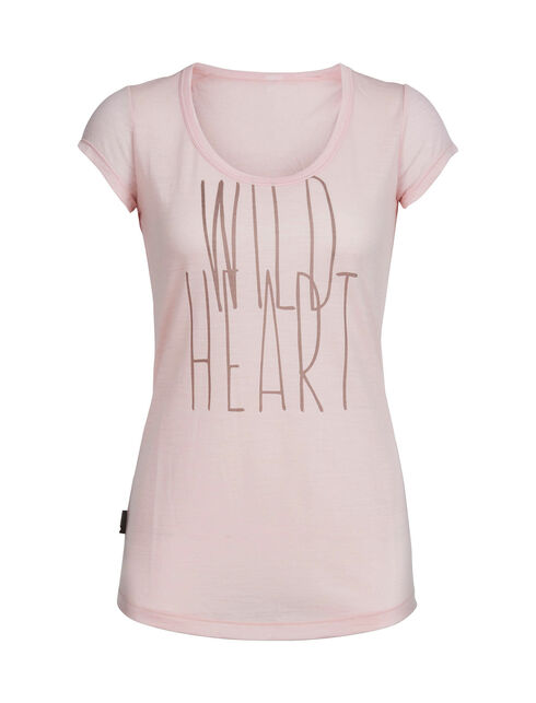 Cool-Lite™ Spheria Short Sleeve Scoop Wild Heart