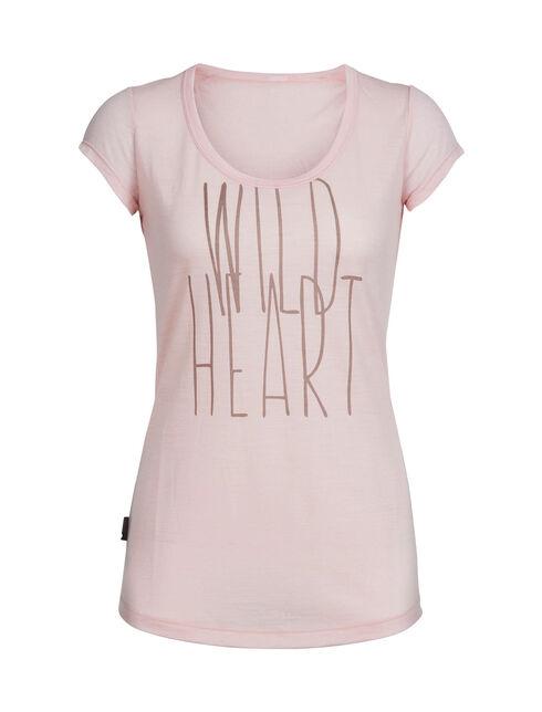 Cool-Lite™ Spheria Short Sleeve Scoop Wild Heart
