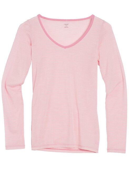 Siren Long Sleeve Sweetheart Stripe