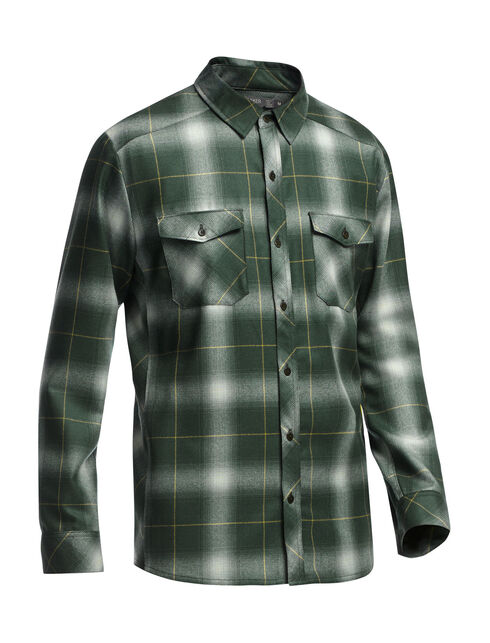 Lodge Long Sleeve Shirt Plaid