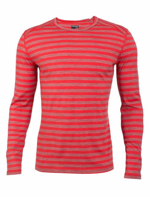 Oasis Long Sleeve Crewe Stripe