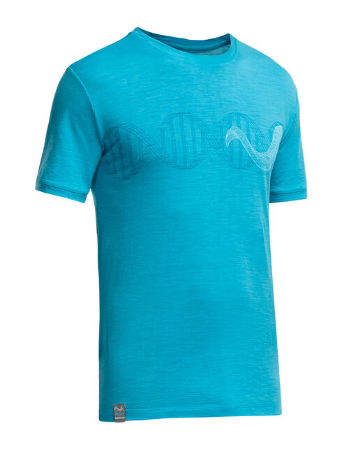 Tech Lite Short Sleeve Crewe Merino Horn