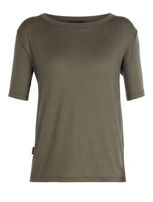 Tech Lite休闲短袖圆领上衣