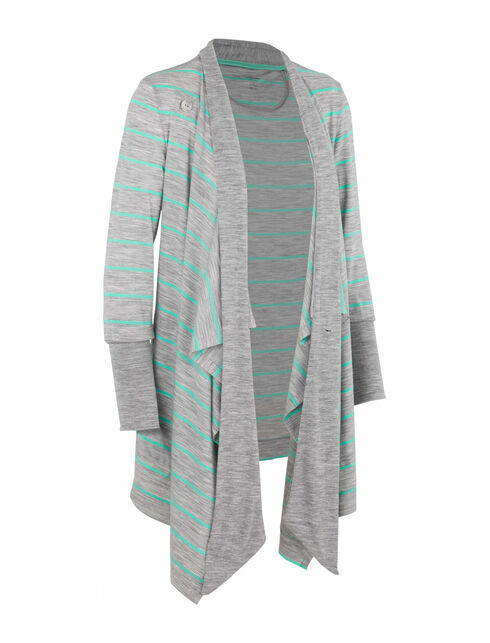 Bliss Wrap Stripe