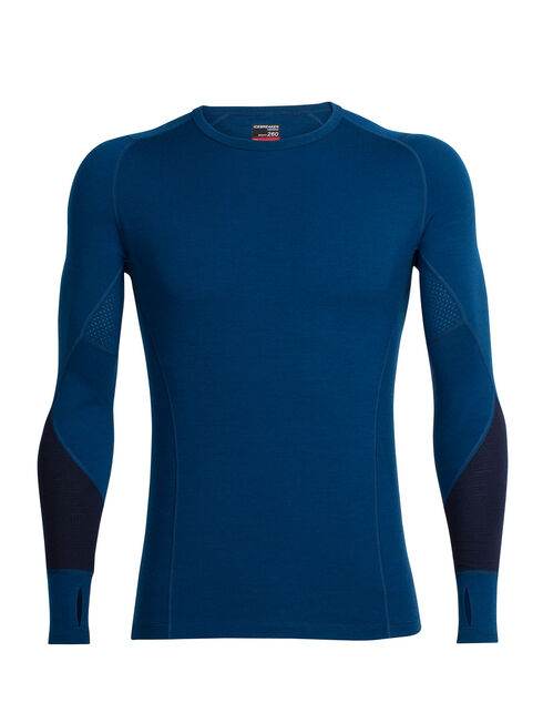 BodyfitZONE™ Winter Zone Long Sleeve Crewe
