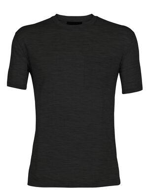 旅 TABI Tech Lite Short Sleeve Pocket Crewe
