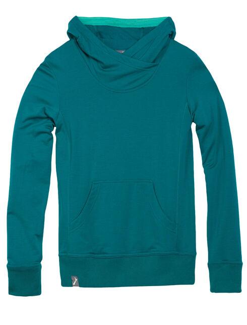 RealFLEECE® Cascade Long Sleeve Hood