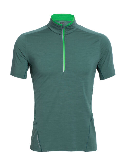 Cool-Lite™ Strike Short Sleeve Half Zip