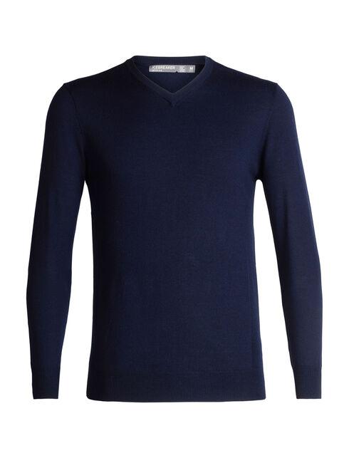 Shearer V领针织衫