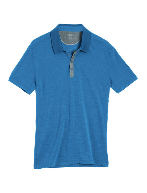 Transport Short Sleeve Polo
