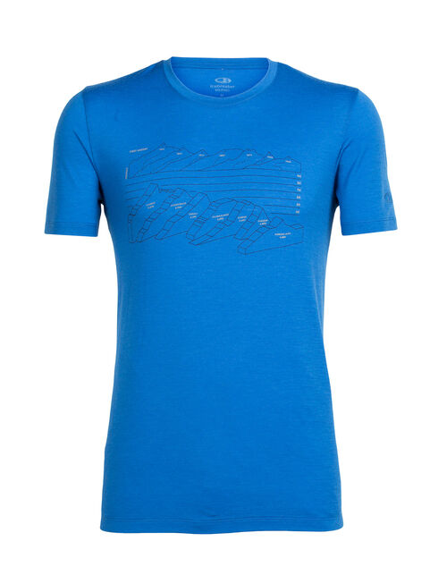 Tech Lite Short Sleeve Crewe First Ascents