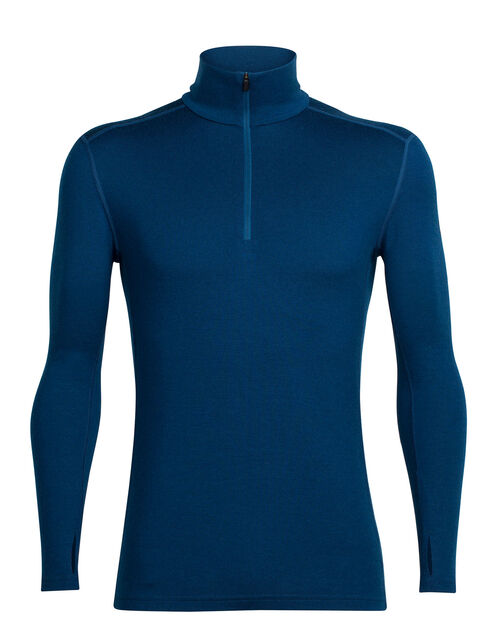 Tech Top Long Sleeve Half Zip
